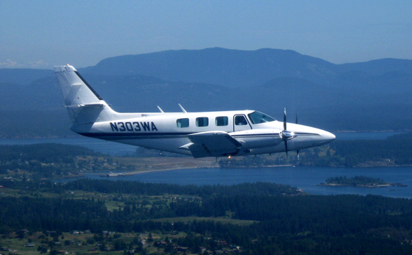 Flight Instruction And Aircraft Delivery Services Westwind